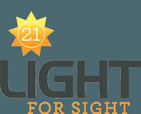 Light for Sight logo